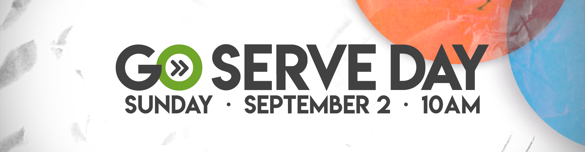 GO Serve Day