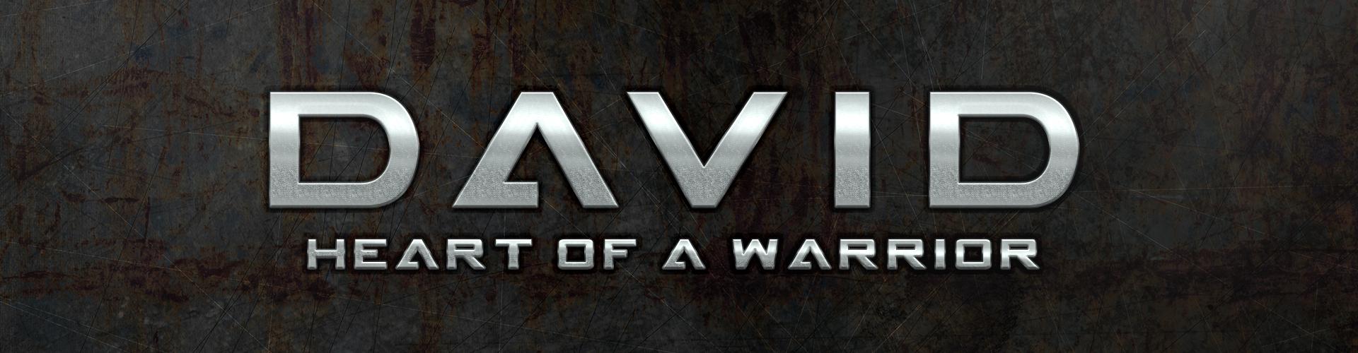 DAVID: Heart of a Warrior